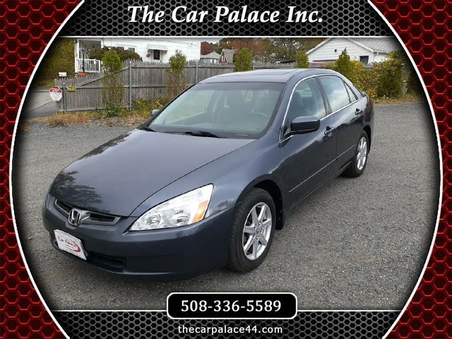 2003 Honda Accord EX V6