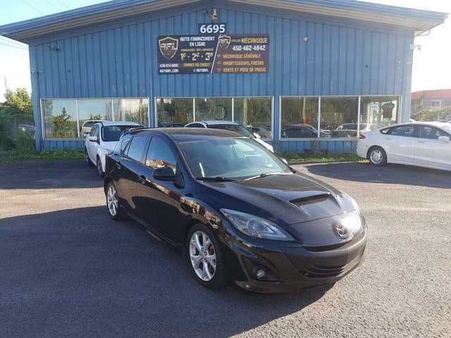 2013 Mazda MAZDASPEED3 Base