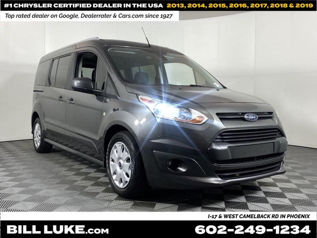 2017 Ford Transit Connect Wagon XLT LWB FWD with Rear Liftgate