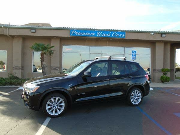 2015 BMW X3 xDrive28d AWD