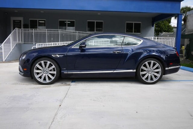 2016 Bentley Continental GT W12 AWD