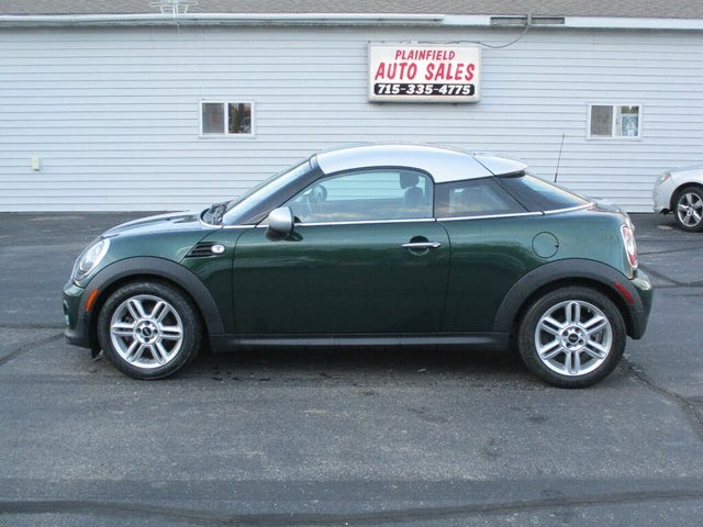 2012 MINI Cooper Coupe FWD
