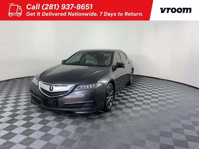 2015 Acura TLX V6 FWD with Technology Package
