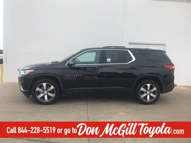 2018 Chevrolet Traverse LT Leather FWD
