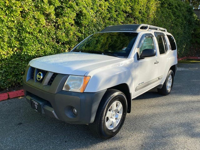 2007 Nissan Xterra Off-Road 4WD