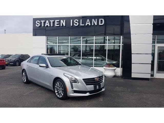 2018 Cadillac CT6 3.0TT Premium Luxury AWD