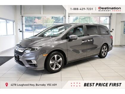 2019 Honda Odyssey EX-L FWD with RES