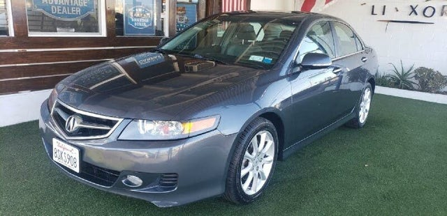 2007 Acura TSX Sedan FWD with Navigation