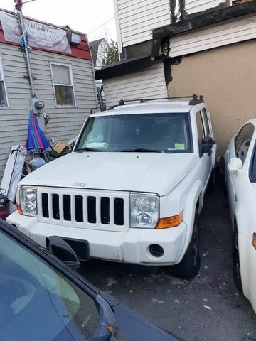 Used Jeep Commander For Sale In Jersey City Nj Cargurus
