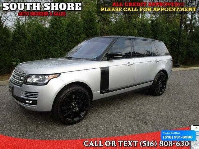 2014 Land Rover Range Rover Autobiography LWB