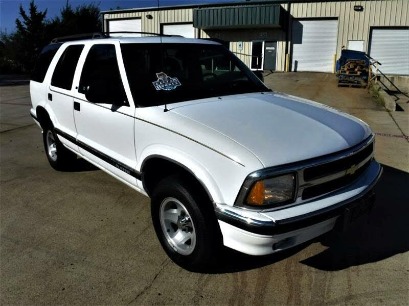 used 1996 chevrolet blazer for sale right now cargurus used 1996 chevrolet blazer for sale