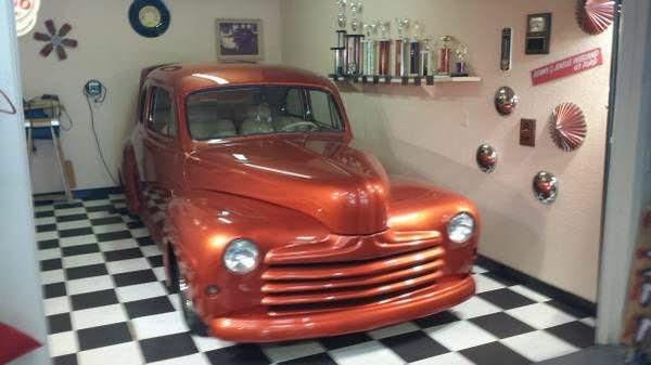 1947 Ford Coupe Coupe