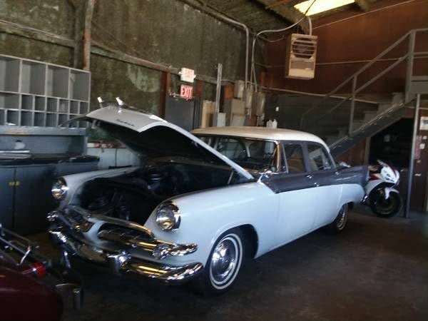 1956 Dodge Coronet Base