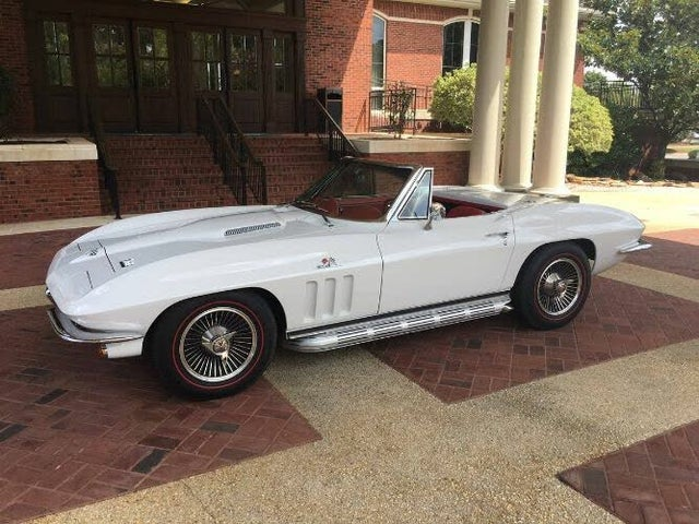 1966 Chevrolet Corvette Sting Ray Convertible RWD