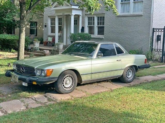 1974 Mercedes-Benz 450-Class