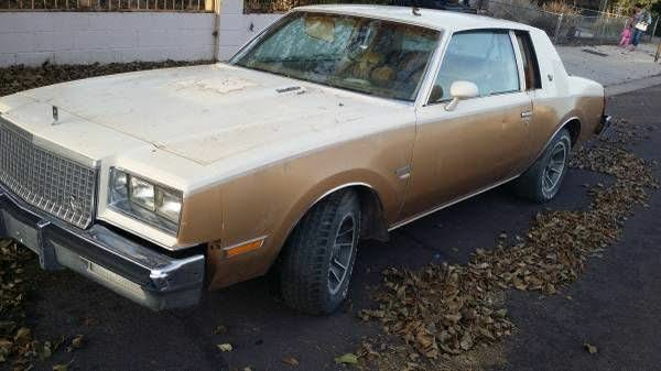 1980 Buick Regal 2-Door Coupe