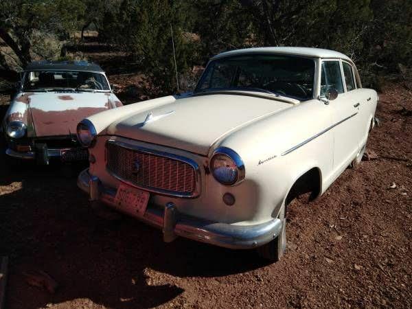 1960 AMC Rambler Classic