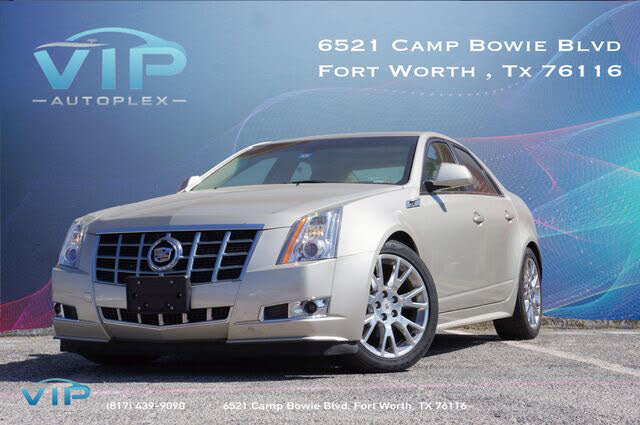 2013 Cadillac CTS 3.6L Performance AWD