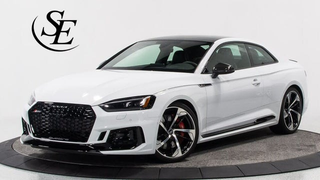 2019 Audi RS 5 quattro Coupe AWD