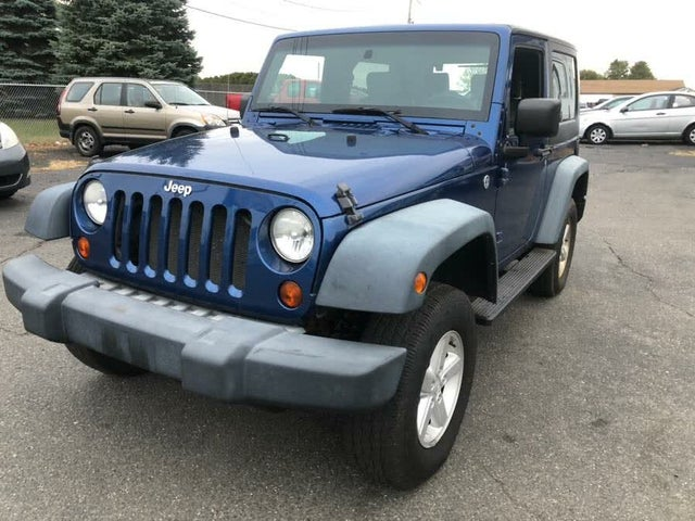 Used 2010 Jeep Wrangler For Sale Right Now Cargurus