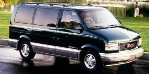 2000 GMC Safari 3 Dr SLT Passenger Van Extended