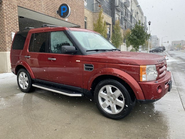 2009 Land Rover LR3 Base