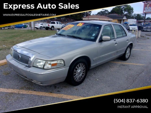 2006 Mercury Grand Marquis GS Convenience