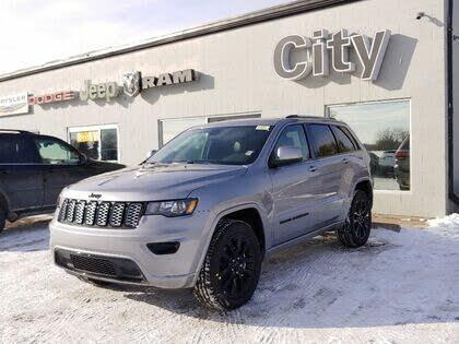 2021 Jeep Grand Cherokee Altitude 4WD