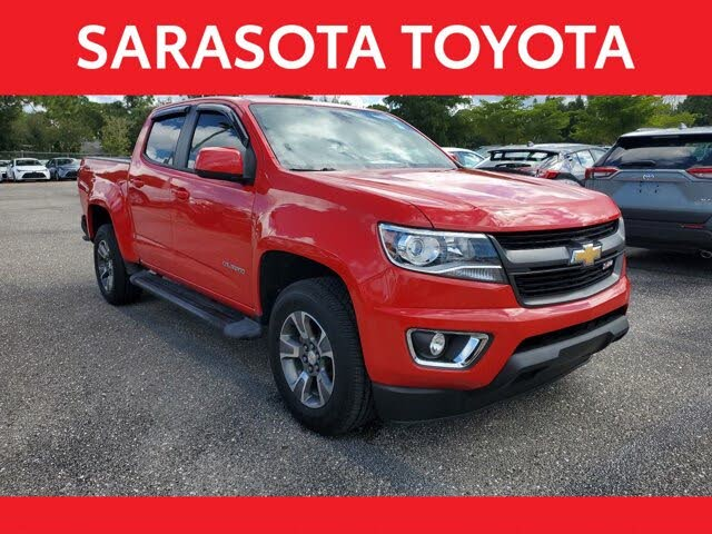 Used 2016 Chevrolet Colorado Wt For Sale Right Now Cargurus