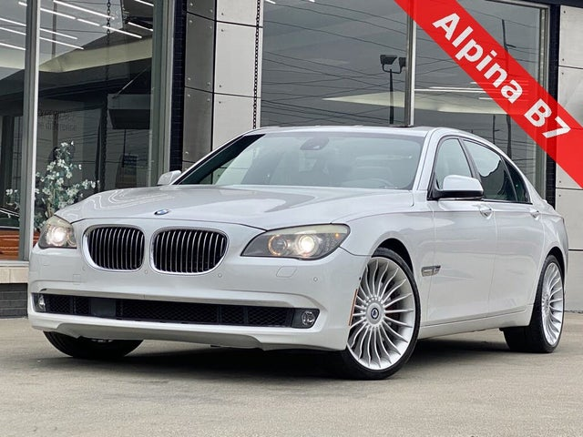 2012 BMW 7 Series Alpina B7 LWB RWD