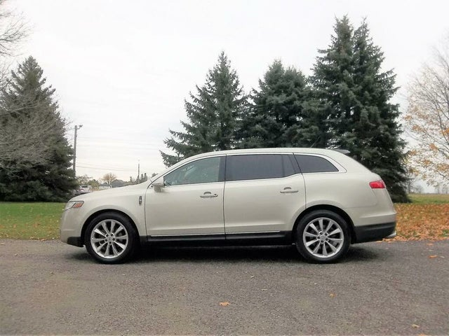 2011 Lincoln MKT EcoBoost AWD