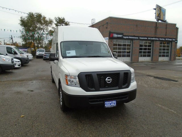 2016 Nissan NV Cargo 3500 HD S with High Roof