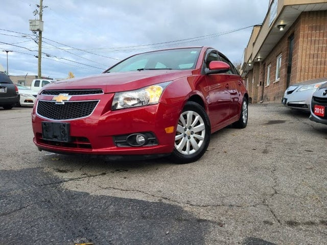 2011 Chevrolet Cruze 1LT Sedan FWD