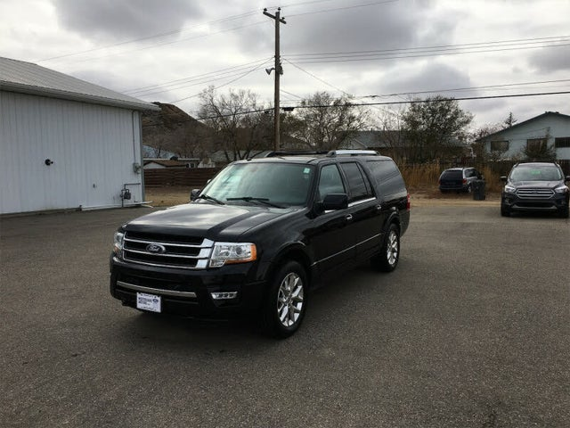2015 Ford Expedition Limited Max