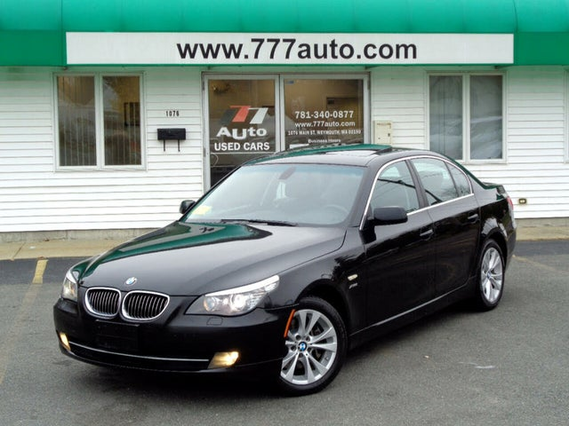 Used 2009 Bmw 5 Series 535i Xdrive Sedan Awd For Sale Right Now Cargurus