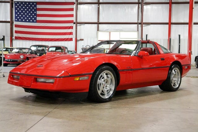1990 Chevrolet Corvette ZR1 Coupe RWD