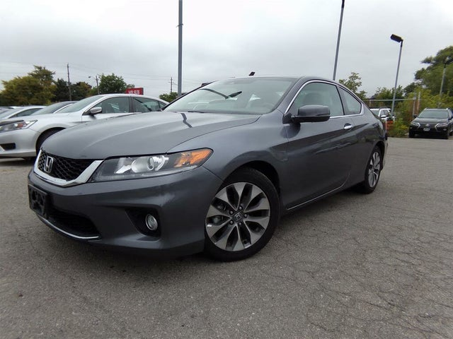 2014 Honda Accord Coupe EX-L with Nav
