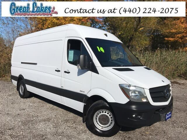 2014 Mercedes-Benz Sprinter Cargo 2500 170 High Roof RWD