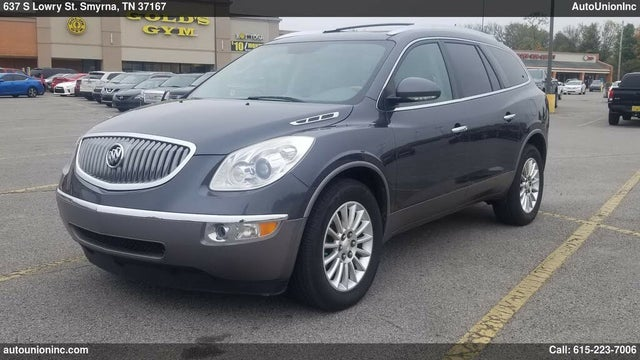 2012 Buick Enclave Leather FWD