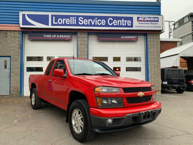 2010 Chevrolet Colorado 1LT Extended Cab 4WD