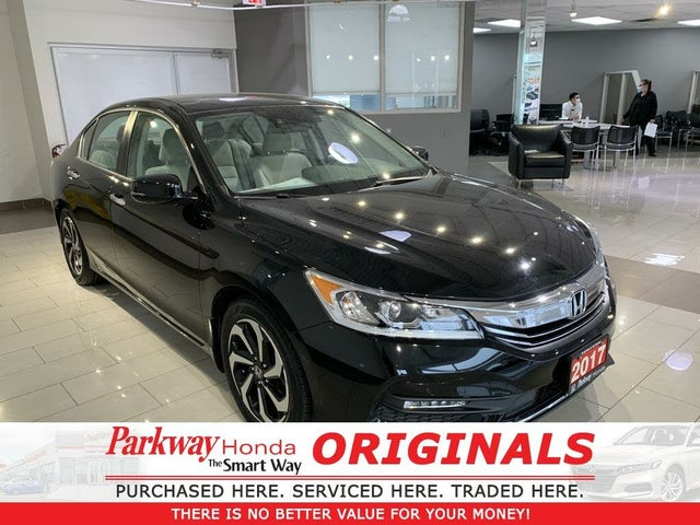 2017 Honda Accord SE FWD