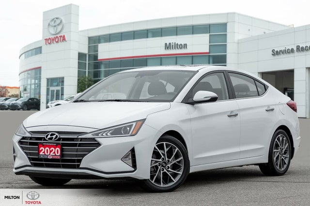 2020 Hyundai Elantra Luxury Sedan FWD