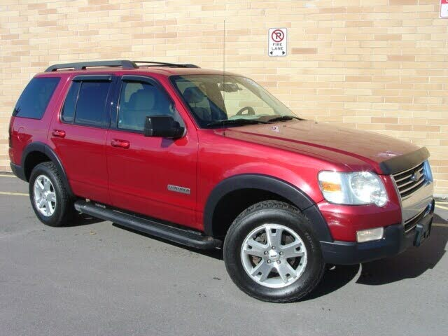 2007 Ford Explorer XLT 4WD