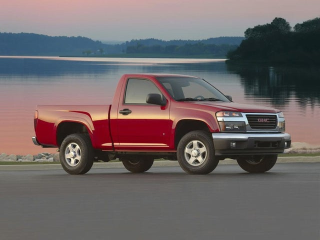 2008 GMC Canyon SLE-1 Ext Cab