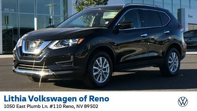 Used Nissan Rogue For Sale In Carson City Nv Cargurus