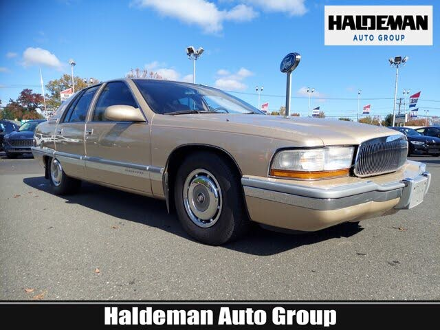 1996 Buick Roadmaster Limited Sedan RWD