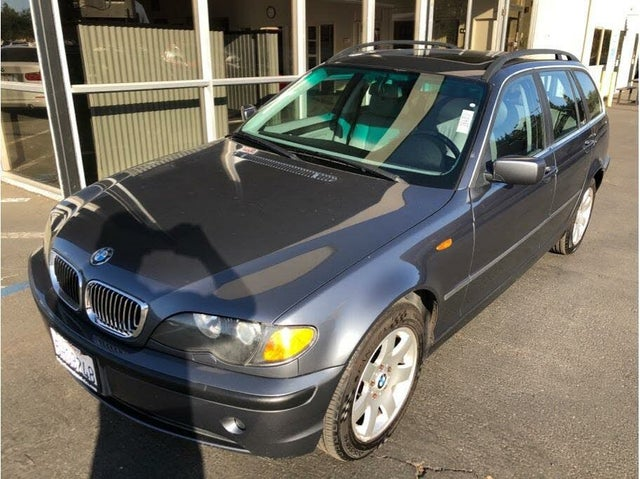 2002 BMW 3 Series 325xi Wagon AWD