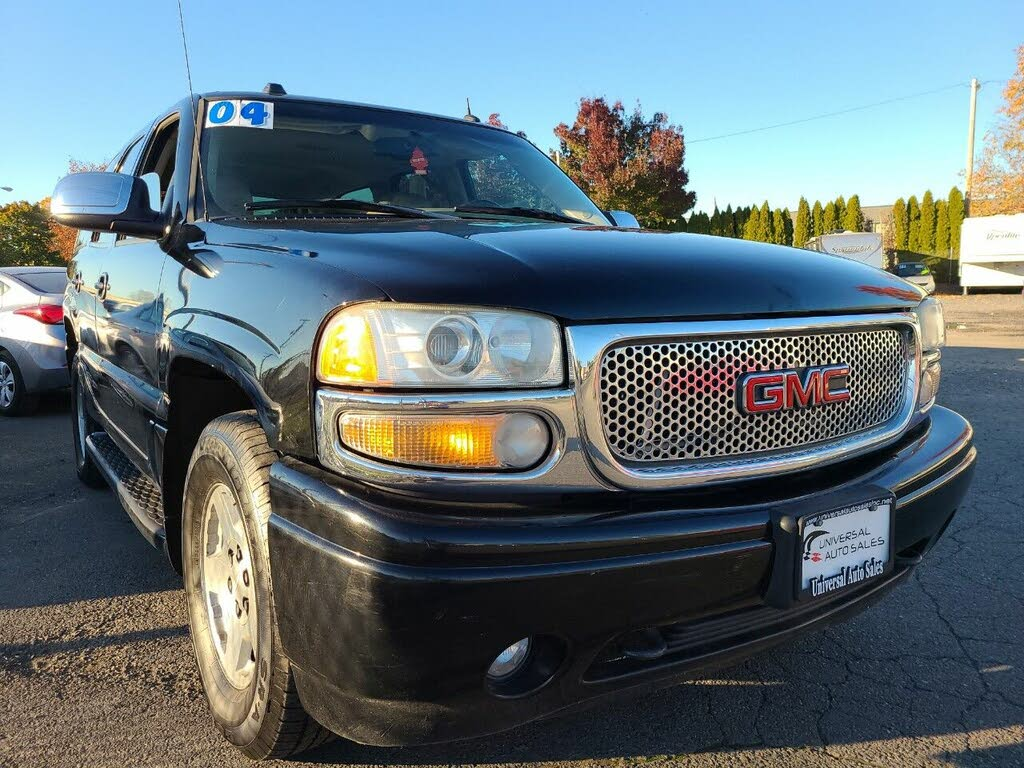 Used 2004 Gmc Yukon For Sale Right Now Cargurus
