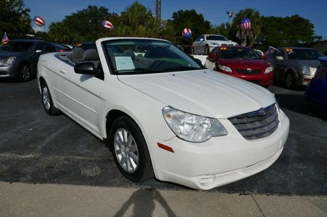 2008 Chrysler Sebring LX Convertible FWD