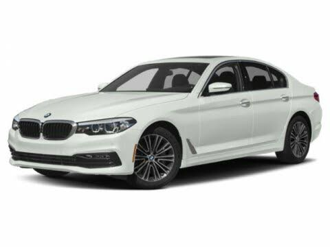 2018 BMW 5 Series 540d xDrive Sedan AWD